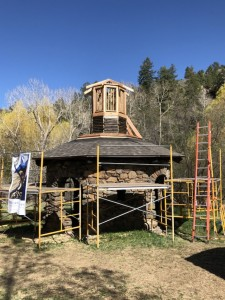 Little Park Wellhouse with its signature cupola removed