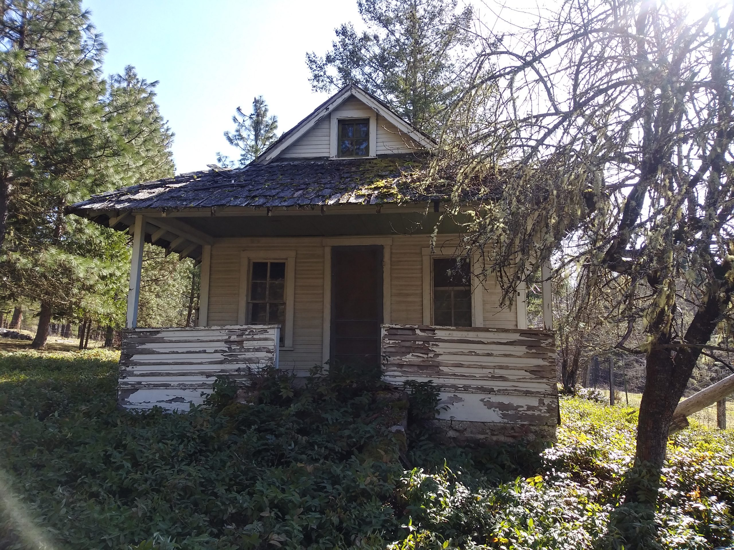 Mathews Guard Station, OR 2021