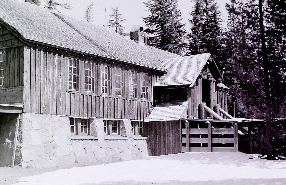 Santiam Pass Ski Lodge, OR 2021